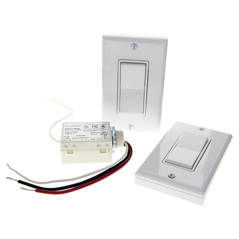 Green express direct three way wireless light switch kit tap to expand mozeypictures Choice Image